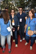 Madhuri Dixit flags off the Half Marathon with over 4000 plus mumbaikars for fitter mumbai on 11th Feb 2019 (16)_5c612f6dba644.jpg
