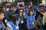 Madhuri Dixit flags off the Half Marathon with over 4000 plus mumbaikars for fitter mumbai on 11th Feb 2019 (20)_5c612f793ef42.jpg