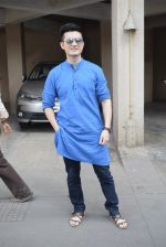 Meiyang Chang at Saraswati pujan at Anurag Basu_s house in goregaon on 10th Feb 2019 (80)_5c6130299cf46.jpg