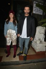 Sanjeeda Sheikh, Aamir Ali at Rohit Reddy & Anita Hassanandani_s party for the launch of thier new single Teri Yaad at bandra on 8th Feb 2019 (180)_5c6131ebedf39.JPG