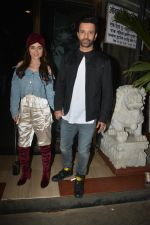 Sanjeeda Sheikh, Aamir Ali at Rohit Reddy & Anita Hassanandani_s party for the launch of thier new single Teri Yaad at bandra on 8th Feb 2019 (189)_5c61321137f2d.JPG