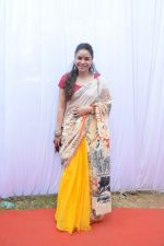 Sumona Chakravarti at Saraswati pujan at Anurag Basu_s house in goregaon on 10th Feb 2019 (107)_5c6130891d3e6.jpg