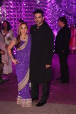 Zayed Khan at Azhar Morani & Tanya Seth Sangeet in NSCI worli on 7th Feb 2019 (24)_5c611e09ab02f.JPG
