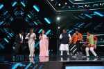 Anil Kapoor, Madhuri Dixit, Shilpa Shetty, Anurag Basu, Geeta Kapoor on sets of Super Dancer chapter 3 on 11th Feb 2019 (41)_5c6274aa83c86.jpg