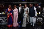 Anil Kapoor, Madhuri Dixit, Shilpa Shetty, Anurag Basu, Geeta Kapoor on sets of Super Dancer chapter 3 on 11th Feb 2019 (44)_5c627459658ea.jpg