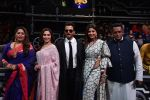 Anil Kapoor, Madhuri Dixit, Shilpa Shetty, Anurag Basu, Geeta Kapoor on sets of Super Dancer chapter 3 on 11th Feb 2019 (45)_5c6274ab92d48.jpg