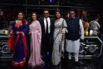 Anil Kapoor, Madhuri Dixit, Shilpa Shetty, Anurag Basu, Geeta Kapoor on sets of Super Dancer chapter 3 on 11th Feb 2019 (46)_5c6275222c62a.jpg