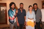 Madhuri Dixit, Anil Kapoor, Riteish Deshmukh, Ajay Devgan at the promotion of film Total Dhamaal in Sun n Sand juhu on 13th Feb 2019 (37)_5c652f227905e.jpg