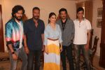Madhuri Dixit, Anil Kapoor, Riteish Deshmukh, Ajay Devgan, Indra Kumar at the promotion of film Total Dhamaal in Sun n Sand juhu on 13th Feb 2019 (38)_5c652ee07665e.jpg