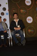 Tiger Shroff at the launch of ShemarooMe Ott app in jw marriott juhu on 13th Feb 2019