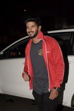 Dulquer Salmaan spotted at Soho House juhu on 14th Feb 2019