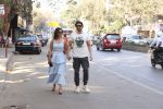 Gurmeet Chaudhary & wife spotted at juhu on 17th Feb 2019 (5)_5c6a5f13156f9.jpg