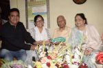 Khayyam birthday celebration at his home in Juhu on 19th Feb 2019 (15)_5c6d07e8d6e3c.jpg