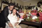 Khayyam birthday celebration at his home in Juhu on 19th Feb 2019 (17)_5c6d07ee1e6fc.jpg