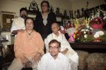 Khayyam birthday celebration at his home in Juhu on 19th Feb 2019 (27)_5c6d080dcbf3b.jpg