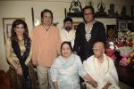 Khayyam birthday celebration at his home in Juhu on 19th Feb 2019 (30)_5c6d0815ad39d.jpg