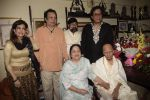Khayyam birthday celebration at his home in Juhu on 19th Feb 2019 (31)_5c6d0818841e7.jpg