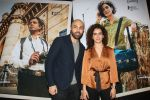 Sanya Malhotra & director Ritesh Batra at the trailer launch of their film Photograph at The View in andheri on 19th Feb 2019