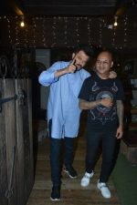 Anil Kapoor with Hakim Aalim at Hakim_s salon in bandra on 21st Feb 2019 (14)_5c6fb11572b2a.jpg