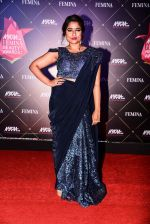 RJ Malishka at Dada Saheb Falke Awards Red Carpet on 20th Feb 2019 (14)_5c6fa7085e34b.jpg