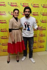 Taapsee Pannu, Singer Amaal Malik at the Song Launch Of Movie Badla on 20th Feb 2019 (14)_5c6fa26a5cce2.jpg