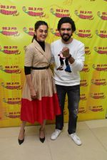 Taapsee Pannu, Singer Amaal Malik at the Song Launch Of Movie Badla on 20th Feb 2019 (16)_5c6fa26becb02.jpg