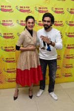 Taapsee Pannu, Singer Amaal Malik at the Song Launch Of Movie Badla on 20th Feb 2019 (18)_5c6fa26d6ca41.jpg