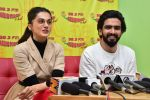 Taapsee Pannu, Singer Amaal Malik at the Song Launch Of Movie Badla on 20th Feb 2019 (5)_5c6fa2636e8a0.jpg