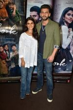 Zaheer Iqbal and Pranutan Bahl at trailer preview of Notebook on 21st Feb 2019 (23)_5c6fb087b71ad.jpg