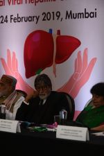 Amitabh Bachchan at the launch of National action plan on combating viral hepatitis in India on 25th Feb 2019 (18)_5c763d25dd28a.jpg