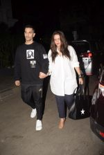 Neha Dhupia, Angad Bedi spotted at Soho House juhu on 26th Feb 2019 (1)_5c76465899e77.jpg