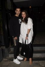 Neha Dhupia, Angad Bedi spotted at Soho House juhu on 26th Feb 2019 (10)_5c764678a0ea2.jpg