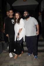 Neha Dhupia, Angad Bedi spotted at Soho House juhu on 26th Feb 2019 (17)_5c7646603a847.jpg