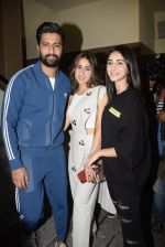 Vicky Kaushal, Sara Ali Khan, Ananya Pandey at the Screening of film Sonchiriya at pvr juhu on 27th Feb 2019 (92)_5c7784d80832d.jpg