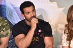 John Abraham at trailer launch of film Romeo Akbar Walter (Raw) on 5th March 2019