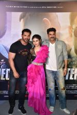 John Abraham,Mouni Roy, Sikander Kher at trailer launch of film Romeo Akbar Walter (Raw) on 5th March 2019