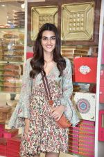 Kriti Sanon at Tewari Sweets to celebrate the success of film Luka Chuppi on 4th March 2019 (75)_5c80d344167c1.jpg