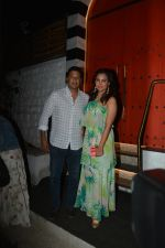 Lara Dutta and Mahesh Bhupati spotted at Sancho_s Bandra on 5th March 2019 (14)_5c80d172846ad.jpg