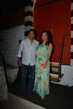 Lara Dutta and Mahesh Bhupati spotted at Sancho_s Bandra on 5th March 2019 (17)_5c80d1786bca7.jpg