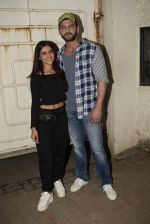 Pranutan Bahl, Zaheer Iqbal at the screening of film Notebook in Sunny Sound Juhu on 5th March 2019 (21)_5c80d31bf2eec.jpg