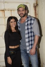 Pranutan Bahl, Zaheer Iqbal at the screening of film Notebook in Sunny Sound Juhu on 5th March 2019 (24)_5c80d333713ac.jpg