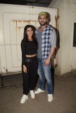 Pranutan Bahl, Zaheer Iqbal at the screening of film Notebook in Sunny Sound Juhu on 5th March 2019 (4)_5c80d32d998f6.jpg