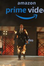 Akshay Kumar makes his digital debut with Amazon Prime Video at mahalxmi racecourse on 6th March 2019