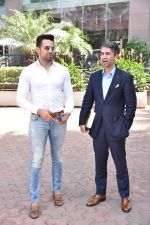Upen Patel Spotted At Yauatcha Restaurant Along With Olympic Gold Medalist Abhinav Bindra on 10th March 2019 (31)_5c8612e150cbe.jpg