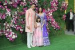 Aishwarya Rai Bachchan, Abhishek Bachchan at Akash Ambani & Shloka Mehta wedding in Jio World Centre bkc on 10th March 2019 (67)_5c8764f862f3a.jpg
