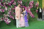 Aishwarya Rai Bachchan, Abhishek Bachchan at Akash Ambani & Shloka Mehta wedding in Jio World Centre bkc on 10th March 2019 (68)_5c8766d7ef9ce.jpg