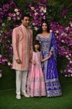 Aishwarya Rai Bachchan, Abhishek Bachchan, Aaradhya Bachchan at Akash Ambani & Shloka Mehta wedding in Jio World Centre bkc on 10th March 2019 (16)_5c8766deaf8d5.jpg