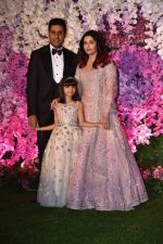 Aishwarya Rai Bachchan, Abhishek Bachchan, Aaradhya Bachchan at Akash Ambani & Shloka Mehta wedding in Jio World Centre bkc on 10th March 2019 (31)_5c8766e2b19c0.jpg