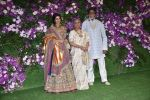 Amitabh Bachchan, Jaya Bachchan, Shweta Nanda at Akash Ambani & Shloka Mehta wedding in Jio World Centre bkc on 10th March 2019 (27)_5c87686686fbe.jpg