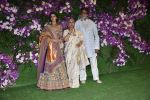Amitabh Bachchan, Jaya Bachchan, Shweta Nanda at Akash Ambani & Shloka Mehta wedding in Jio World Centre bkc on 10th March 2019 (31)_5c8768424b49e.jpg